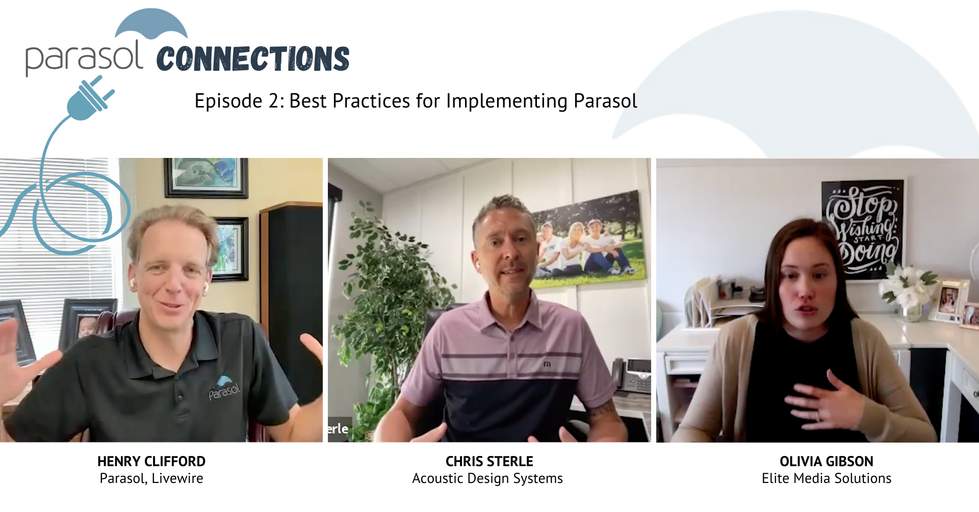 Best Practices for Implementing Parasol in Your Company: Part 1